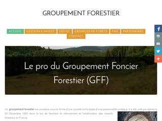 Groupement forestier
