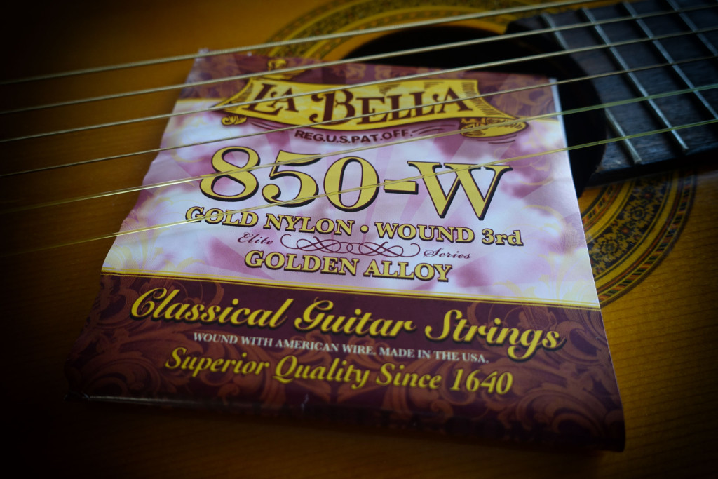 corde guitare classique