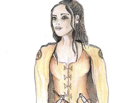 Jade l'heroine d'Ocrena livre sf français