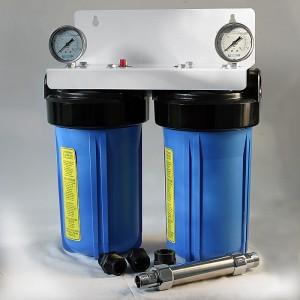 traitement de l'eau du robinet