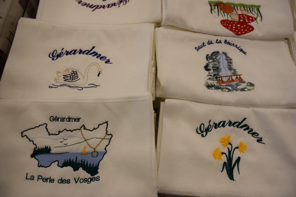 linge de maison des Vosges